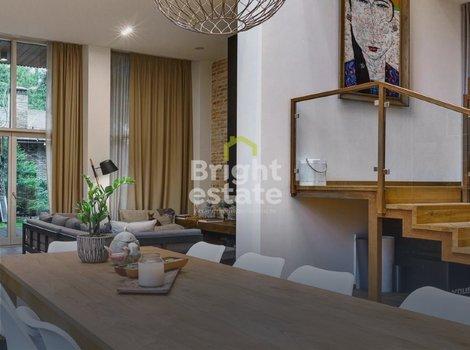 Купить современный дом в коттеджном поселке Липка. ID 10785
