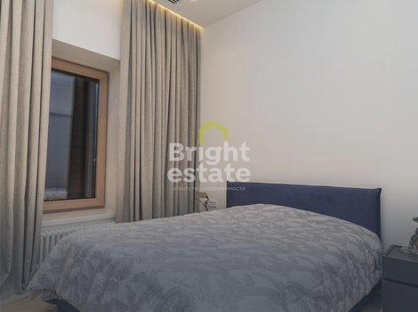 Купить квартиру в жилом комплексе Современник на Чистых прудах. ID 10799