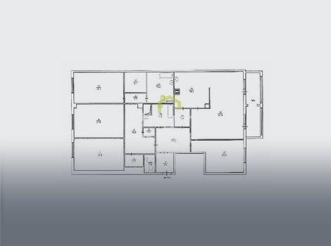 Купить квартиру в жилом комплексе Остоженка Парк Палас. ID 10830