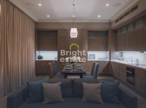 Купить квартиру с дизайнерским ремонтом в ЖК Андреевский. ID 10839