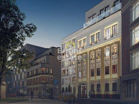 Купить 3-комнатную квартиру 135,5 кв.м. в ЖК Вилла Грейс. ID 10851