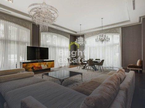 Купить классический особняк в коттеджном поселке Жуковка. ID 10863