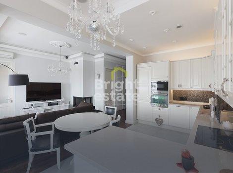 Купить квартиру 80 кв.м. под ключ в коттеджном поселке Павлово-2. ID 10880