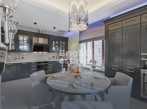 Продажа 4-комнатной квартиры в жилом комплексе Трилогия. ID 10886