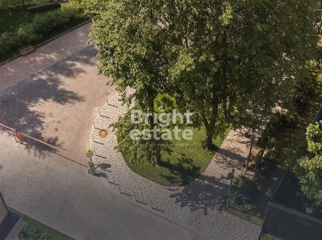 Четырехкомнатные апартаменты в ЖК Гороховский 12. ID 10903