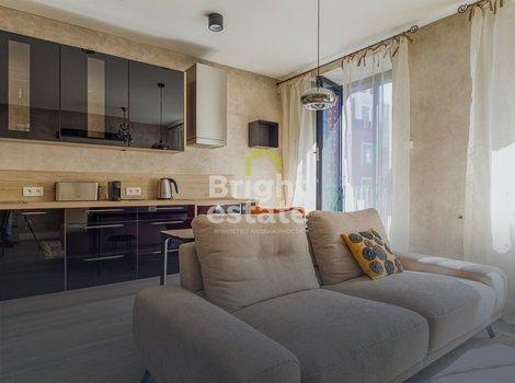 Продажа апартаментов 37 кв.м. в ЖК Большевик на Ленинградском проспекте. ID 10980