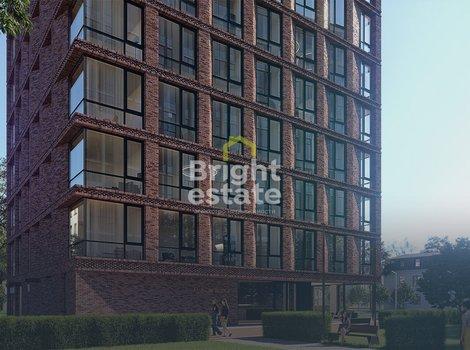 Продажа апартаментов без отделки в клубном доме Мезон Руж. ID 11033