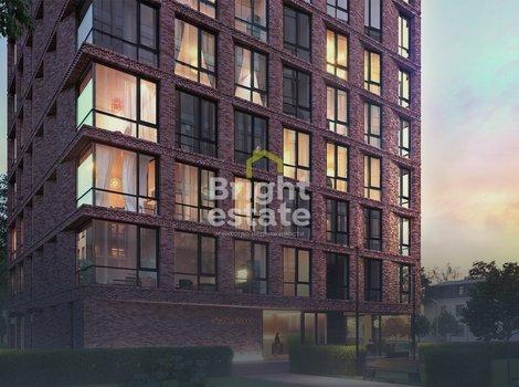 ЖК Maison Rouge - Продажа апартаментов с 1 спальней без отделки. ID 11040