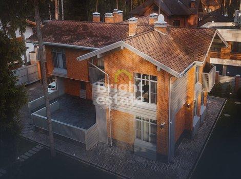 Купить загородный коттедж в загородном поселке Липка на Новой Риге. ID 11044