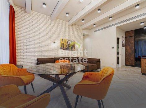 Купить апартаменты 85 кв.м. под ключ в жилом квартале Большевик. ID 11051