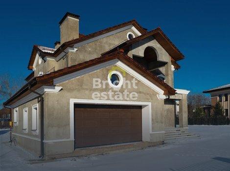 КП Монтевиль - Купить кирпичный дом без отделки. ID 11078