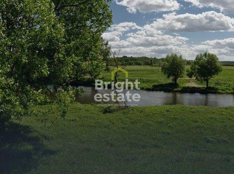 Продажа большого участка в коттеджном поселке Лес и Река. ID 11125