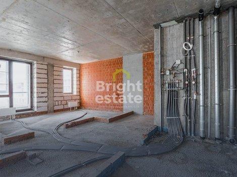 Купить квартиру 70,5 кв.м. без внутренней отделки в загородном поселке Парк Авеню. ID 11156