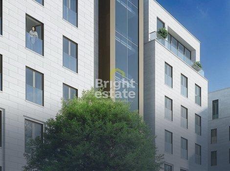 Купить трехкомнатную квартиру в жилом комплексе Полянка 44. ID 11163