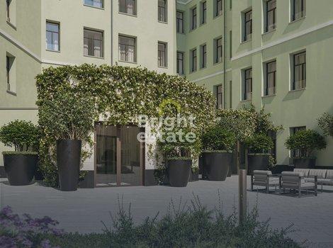 Купить квартиру 102,5 кв.м. в элитном жилом комплексе Полянка 44. ID 11165