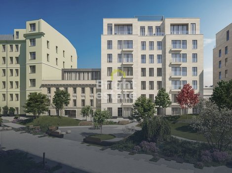 ЖК Полянка 44 – Трехкомнатная квартира 103,2 кв.м.. ID 11169