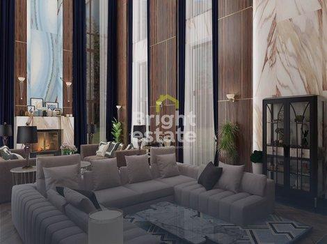 Продажа загородной резиденции без отделки в КП Барвиха 21. ID 11181