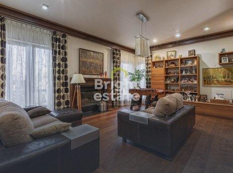 Купить готовый дом с мебелью в загородном поселке Княжье Озеро. ID 11189