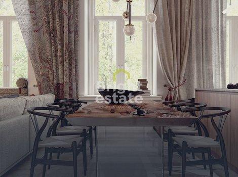 Продается квартира 121 кв.м. в жилом комплексе в ЦАО — ЖК ORDYNKA. ID 11231