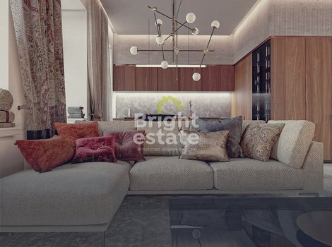Апартаменты с тремя спальнями в клубном доме ORDYNKA 25. ID 11237