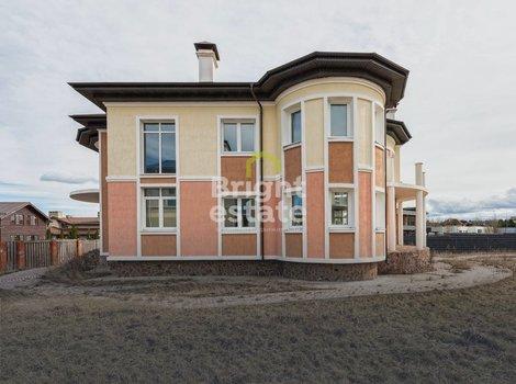Купить дом без внутренней отделки в КП Александрово. ID 11239