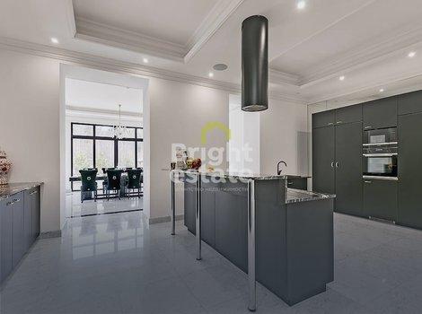 Купить готовый дом в коттеджном поселке Шато Соверен. ID 11269