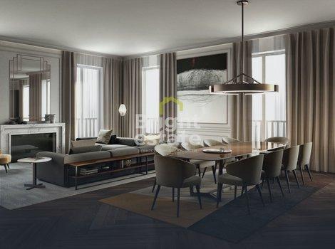 Купить апартаменты с отделкой под ключ в ЖК Fairmont Vesper Residences. ID 11282