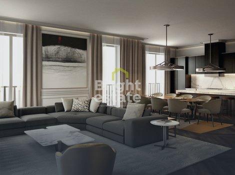 Продажа апартаментов под ключ в апарт-комплексе Fairmont Vesper Residences. ID 11287