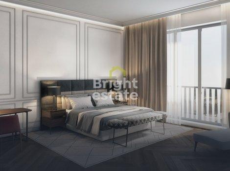 Купить 3-комнатные апартаменты в апарт-комплексе Фэйрмонт. ID 11290
