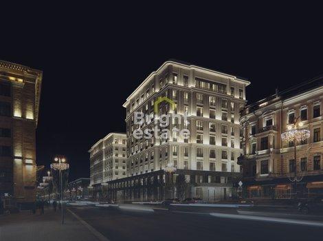 ЖК Fairmont Vesper Residences — Апартаменты под ключ. ID 11293