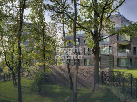 Продается 3-комнатная квартира без отделки в жилом комплексе Парк Рублево. ID 11356