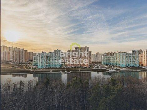 ЖК Парк Рублево — Четырехкомнатная квартира без отделки. ID 11359