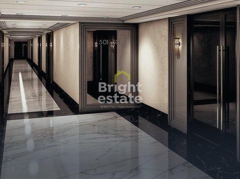 Продажа апартаментов студийного плана 45,8 кв.м. в ЖК Sinatra. ID 11434