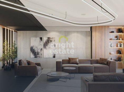 Купить апартаменты 87,8 кв.м. в апарт-комплексе Level Донской. ID 11466