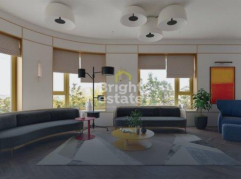 Продажа 4-комнатной квартиры в ЖК Композиция 24. ID 11479