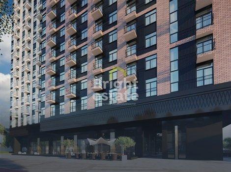 ЖК Big Time — Трехкомнатная квартира 58 кв.м. в СЗАО. ID 11485