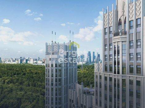 Купить 2-уровневую квартиру с жилом комплексе Spires. ID 11502