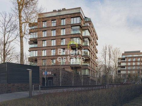 Купить 2-комнатную квартиру без отделки в ЖК Парк Рублево. ID 11505