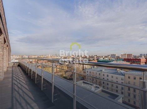Продажа апартаментов в жилом комплексе Level Павелецкая. ID 11510
