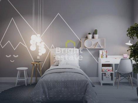 Купить двухкомнатные апартаменты в жилом комплексе Level Стрешнево. ID 11514