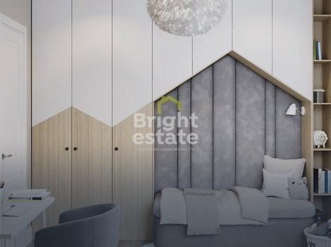 Продажа апартаментов white box в жилом комплексе Level Стрешнево. ID 11515