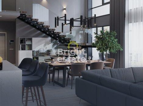 Продажа просторных апартаментов 104,2 кв.м. в Level Стрешнево. ID 11518