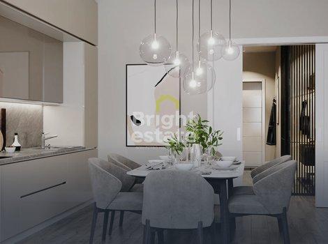 Продаются апартаменты под чистовую отделку в ЖК Level Стрешнево. ID 11522