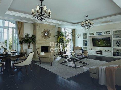 Продается квартира 186 кв.м. в поселке Агаларов Эстейт. ID 11542