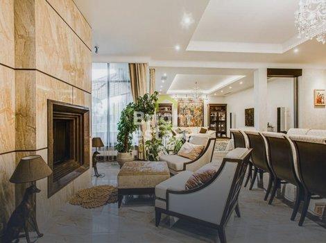 Снять в аренду дуплекс с мебелью в поселке Резиденция Рублево. ID 11567