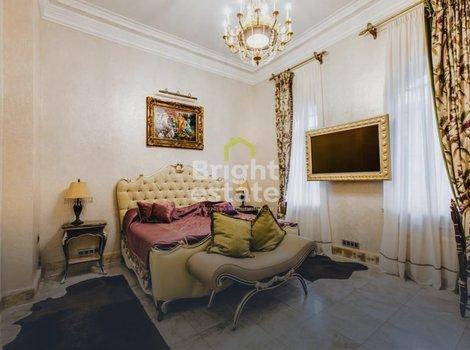 Снять в аренду готовую резиденцию в коттеджном поселке Горки-8. ID 11583