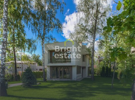 Купить готовый дом в клубном поселке Миллениум Парк на Новорижском шоссе. ID 11627