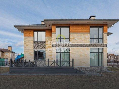 Готовый коттедж 264 кв.м. в загородном поселке Новорижский. ID 11640