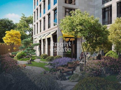 Продажа апартаментов white box 59,7 кв.м. в ЖК Шаболовский Residence Hall. ID 11663