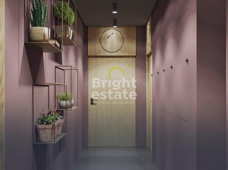 Купить однокомнатную квартиру в ЖК Level Амурская. ID 11681